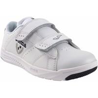 Schuhe Jungen Sneaker Low Joma Sport Kind  play 2122 bl.azu Weiss