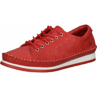 Schuhe Damen Derby-Schuhe Cosmos Comfort Halbschuhe Rot