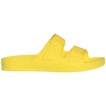 Schuhe Damen Pantoffel Cacatoès Bahia Gelb