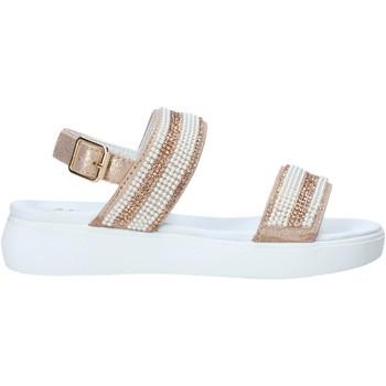 Schuhe Kinder Sandalen / Sandaletten Miss Sixty S20-SMS774 Rosa