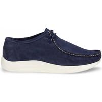 Schuhe Herren Slipper Docksteps DSE106531 Blau