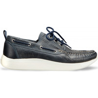 Schuhe Herren Bootsschuhe Docksteps DSM100908 Blau