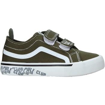 Schuhe Kinder Sneaker Low U.s. Golf S21-S00UK803 Grün