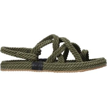 Schuhe Damen Sandalen / Sandaletten Sara Lopez SLS21 Grün