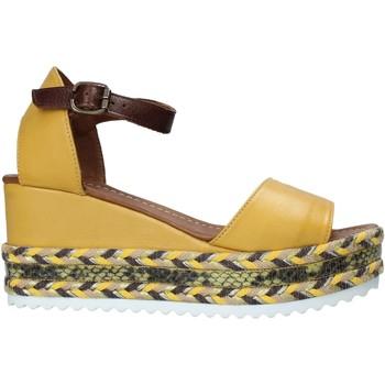 Schuhe Damen Sandalen / Sandaletten Bueno Shoes 21WQ6000 Gelb