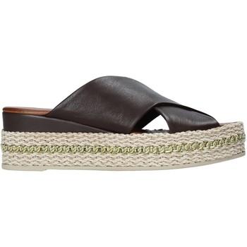 Schuhe Damen Pantoffel Bueno Shoes 21WQ5907 Schwarz