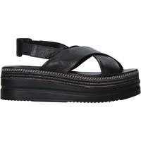 Schuhe Damen Sandalen / Sandaletten Bueno Shoes 21WS5702 Schwarz