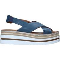 Schuhe Damen Sandalen / Sandaletten Bueno Shoes 21WS5702 Blau