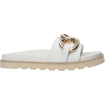 Schuhe Damen Pantoffel Grace Shoes 021004 Weiß