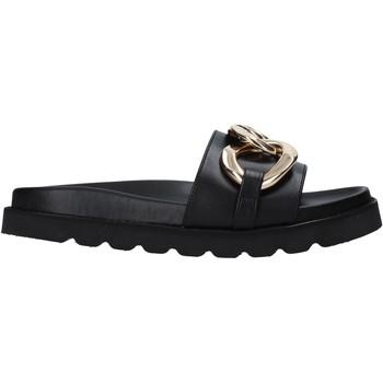 Schuhe Damen Pantoffel Grace Shoes 021004 Schwarz