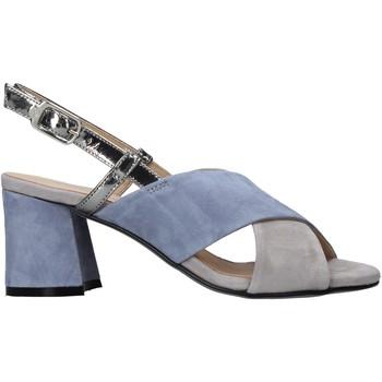 Schuhe Damen Sandalen / Sandaletten Carmens Padova 45310 Grau