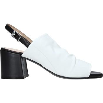 Schuhe Damen Sandalen / Sandaletten Carmens Padova 45416 Weiß