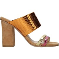 Schuhe Damen Sandalen / Sandaletten Carmens Padova 45063 Orange