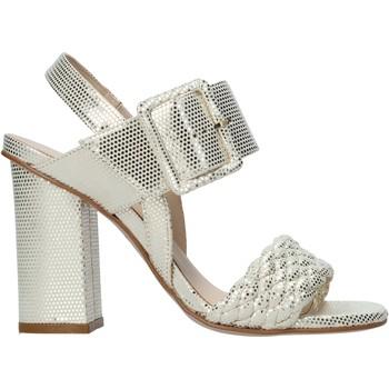Schuhe Damen Sandalen / Sandaletten Carmens Padova 45073 Beige
