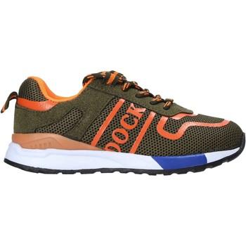 Schuhe Kinder Sneaker Low Docksteps TODAY-1 Grün