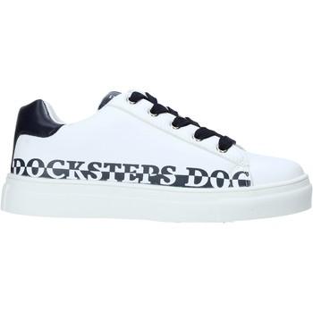 Schuhe Kinder Sneaker Docksteps GLORY1 Weiß