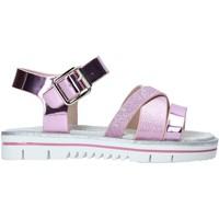Schuhe Kinder Sandalen / Sandaletten Docksteps MOON1 Rosa