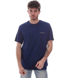 Kleidung Herren T-Shirts Dockers 27406-0116 Blau