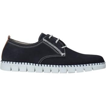 Schuhe Herren Derby-Schuhe Rogers 2572-NOB Blau