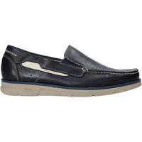 Schuhe Herren Slipper Rogers 2870-ESC Blau