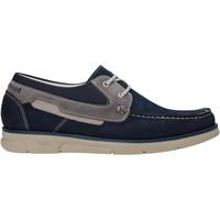 Schuhe Herren Derby-Schuhe Rogers 2873-NOB Blau