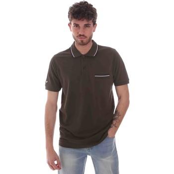 Kleidung Herren Polohemden Key Up 2Q827 0001 Grün