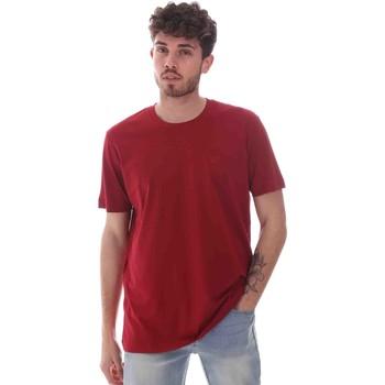 Kleidung Herren T-Shirts Key Up 2M915 0001 Rot