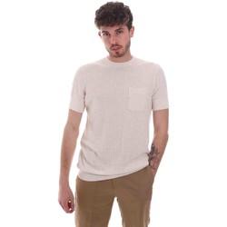 Kleidung Herren T-Shirts Antony Morato MMSW01179 YA500068 Beige