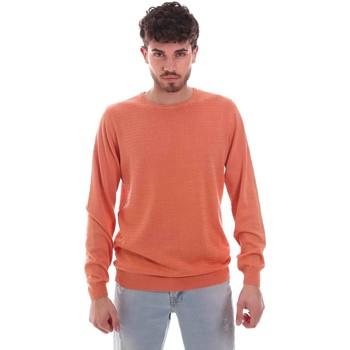 Kleidung Herren Pullover Sseinse ME1836SS Orange