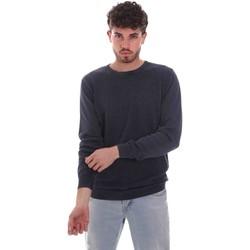 Kleidung Herren Pullover Sseinse ME1836SS Blau