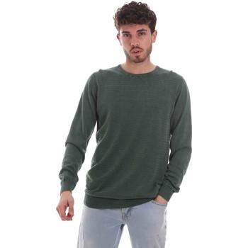 Kleidung Herren Pullover Sseinse ME1836SS Grün