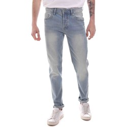 Kleidung Herren Straight Leg Jeans Sseinse PJE760SS Blau