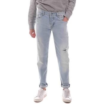 Kleidung Herren Straight Leg Jeans Sseinse PJE763SS Blau
