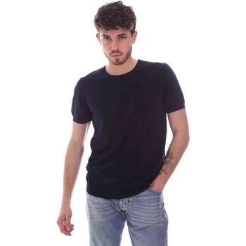 Kleidung Herren T-Shirts Gaudi 111GU53004 Blau