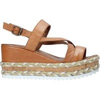 Schuhe Damen Sandalen / Sandaletten Bueno Shoes 21WQ6002 Braun