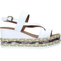 Schuhe Damen Sandalen / Sandaletten Bueno Shoes 21WQ6002 Weiß