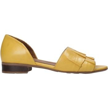 Schuhe Damen Sandalen / Sandaletten Bueno Shoes 21WN5100 Gelb