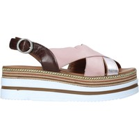 Schuhe Damen Sandalen / Sandaletten Bueno Shoes 21WS5704 Rosa