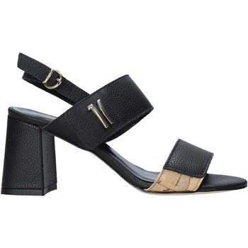 Schuhe Damen Sandalen / Sandaletten Alviero Martini E124 587A Schwarz