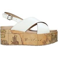 Schuhe Damen Sandalen / Sandaletten Alviero Martini E111 8578 Beige