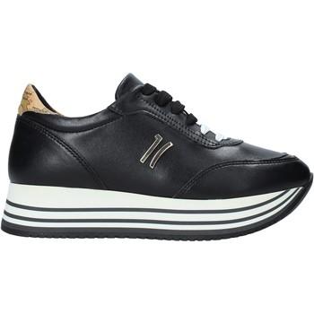 Schuhe Damen Sneaker Low Alviero Martini P181 201C Schwarz