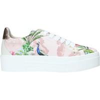 Schuhe Damen Sneaker Low Alviero Martini P806 622A Rosa