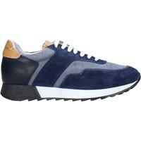 Schuhe Herren Sneaker Low Alviero Martini P169 306B Blau