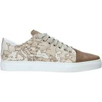 Schuhe Herren Sneaker Low Alviero Martini P176 630A Beige