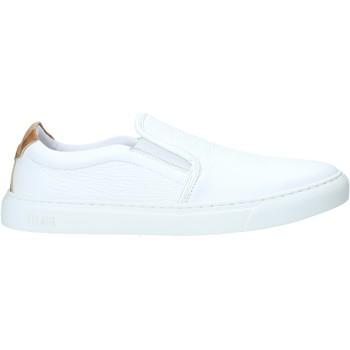 Schuhe Herren Slip on Alviero Martini P173 587A Weiß