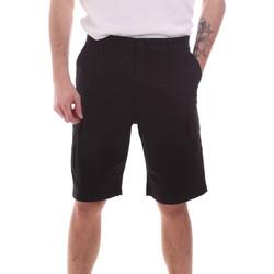 Kleidung Herren Shorts / Bermudas Dockers 87345-0002 Schwarz