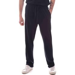 Kleidung Herren Jogginghosen Key Up 2M977 0001 Blau