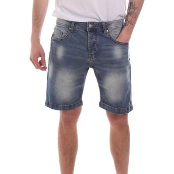 Kleidung Herren Shorts / Bermudas Sseinse PBJ761SS Blau
