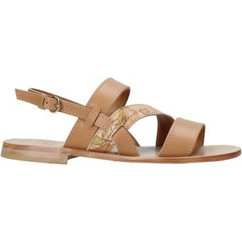 Schuhe Damen Sandalen / Sandaletten Alviero Martini E159 578A Braun