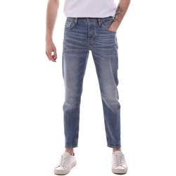 Kleidung Herren Straight Leg Jeans Antony Morato MMDT00251 FA750302 Blau